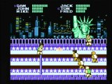 CGRundertow SUPER DODGE BALL for NES Video Game Review