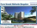 Purva Venezia Yelahanka Bangalore @ 09999620966, Purva Venezia Bangalore
