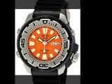 Seiko Men's SKZ249K1 Seiko 5 Black Dial Watch Unboxing