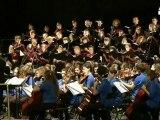 Santa Cecilia, 200 giovani in concerto a Villa Pamphili