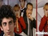 Intervista a Pietro Castellitto e Lucio Pellegrini per il film È nata una star - Primissima.it
