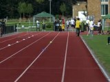 Oscar Pistorius roars into 400m Olympic semi-finals