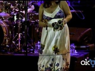 AGDE : Concert de COCK ROBIN sur la scène flottante