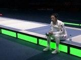 フェンシング 韓国人1時間座り込んでメダルをおねだり ロンドンオリンピック2012