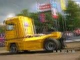 Trekkertek 2012 Yellow Devil, Renault Magnum AE500