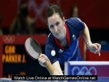 watch full Olympics Table Tennis 2012 live online