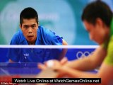 watch Summer Olympics Table Tennis 2012 free live online