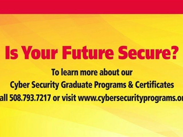 Why Should Organizations and Career Professionals Choose Clark University's Graduate Cyber Security Concentrations