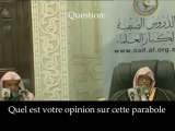 Un ennemi doté de raison est meilleur qu'un ami ignorant - cheikh al Fawzan