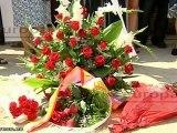 Homenaje a las 13 Rosas en Madrid