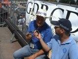 Interview Christian Dromard, Championnat de France Quadrette 2012 Sport-Boules à Vichy