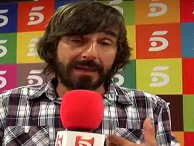 Santi Millán presenta la serie 'Frágiles'
