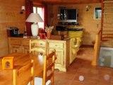 Mieussy  Chalet 5 pièces 3 chambres pieds des pistes Chalet