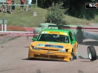 Rallye Autun - Sud Morvan 2012 HD