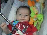 MON ADORABLE  PTIT FILS ALEXANDRE 2 MOIS  LE 9 AOUT 2012