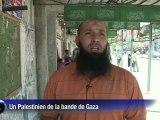 Gaza:les habitants de Rafah réagissent à l'attaque dans le Sinaï