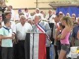 BESSAN - 2012 -  FETE DE L ANEE - FETE DU VILLAGE