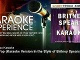 Charttraxx Karaoke - Soda Pop - Karaoke Version In the Style of Britney Spears - KaraokeExperience