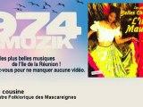 L'Orchestre Folklorique des Mascareignes - Cousin cousine - 974muzik