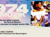 L'Orchestre Folklorique des Mascareignes - Roulez mon z'aviron - 974muzik