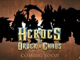 Heroes of Order and Chaos (Teaser) - Jeu Gameloft