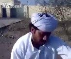 Pakistani Stunt Man Busts A Cap!