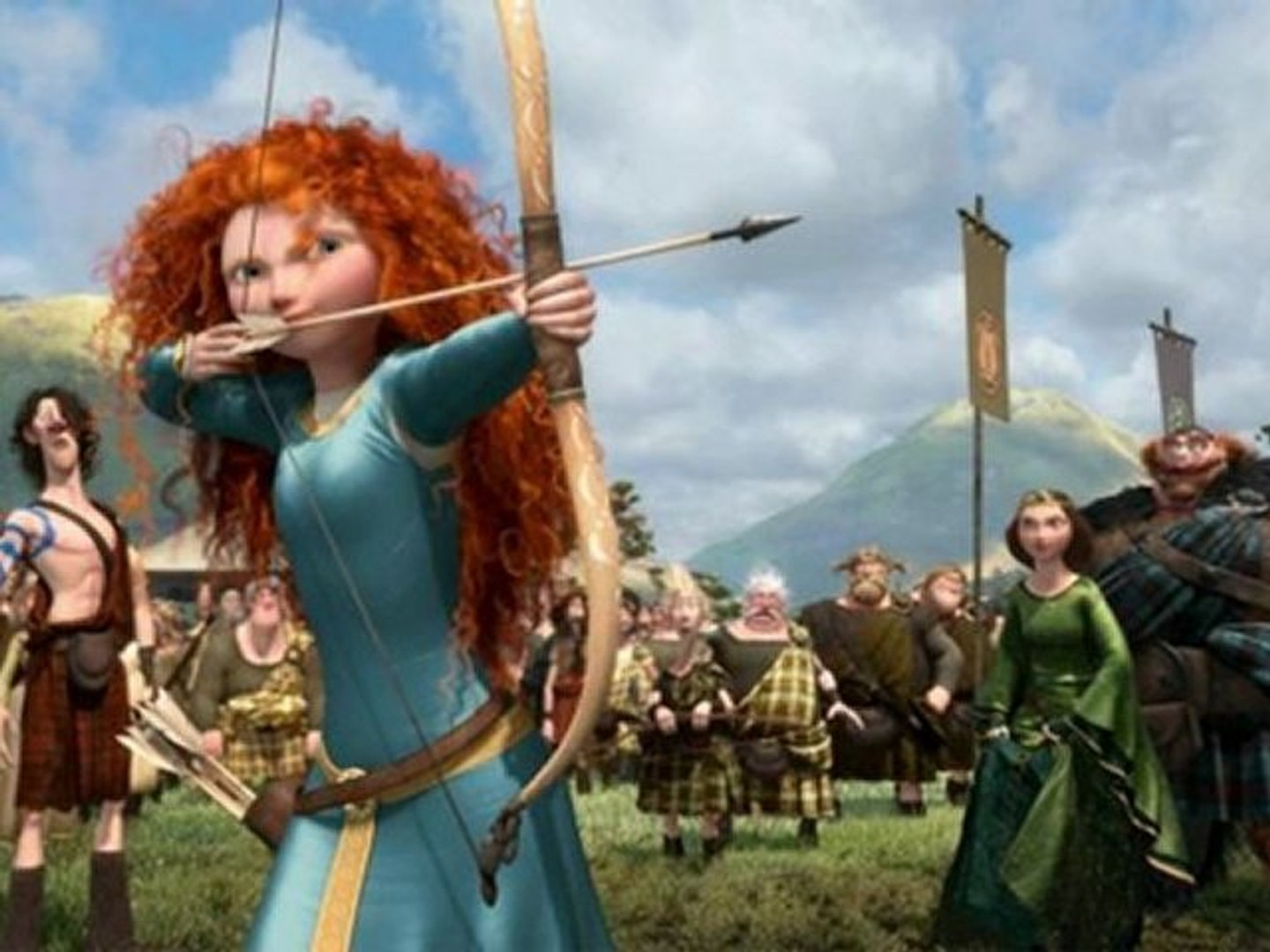 Brave Movie Download 2012 HD Full Movie - Disney Full Movie