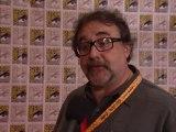 Frankenweenie - San Diego Comic Con - Allison Abbate & Don Hahn