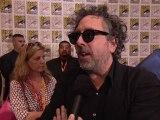 Frankenweenie - San Diego Comic Con - Tim Burton