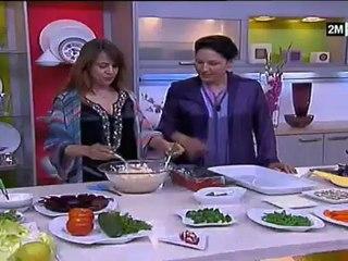 Recette De Salades Au Légume Et Pâtes