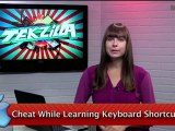 Secret to Remembering Keyboard Shortcuts - Tekzilla Daily Tip