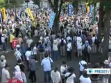 Japan marks 67th anniversary of Hiroshima atomic bombing