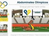 Abdominales Olímpicos - Edición especial Olimpiadas 2012