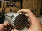 Trottinette electrique / SXT / moteur 500 watt / trotinette electrique