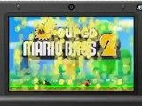 New Super Mario Bros 2 : toutes les vidéos de gameplay du jeu