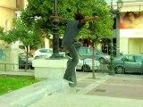 Jart Skateboards - All You Need Bastien Salabanzi