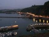 Anochecer en Candás, Carreño, Asturias. 9 Agosto 2012