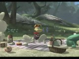 CGRundertow RAYMAN RAVING RABBIDS for Nintendo Wii Video Game Review