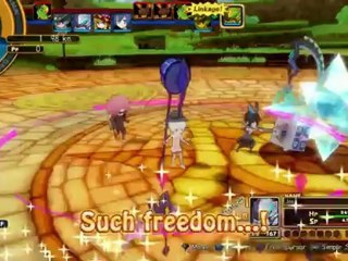Character Customization Trailer de Mugen Souls