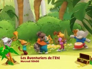 Les Vacances de Disney Junior : Babar les Aventures de Badou - Mercredi 15 août à 10H00