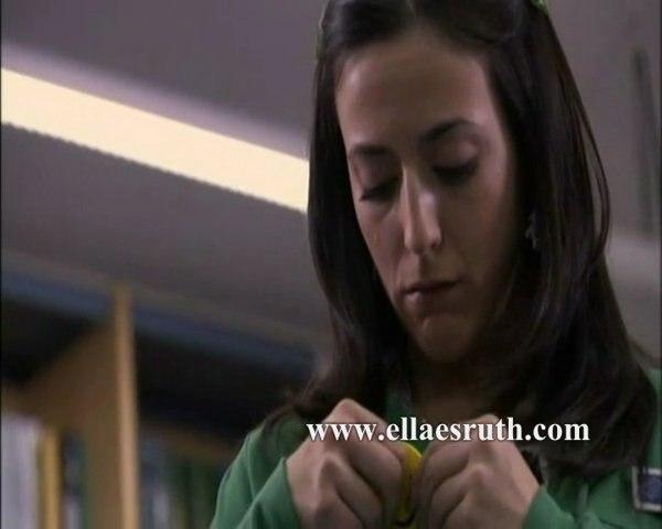 Escenas de Ruth Núñez en el tercer capítulo de 'Frágiles' (Telecinco)