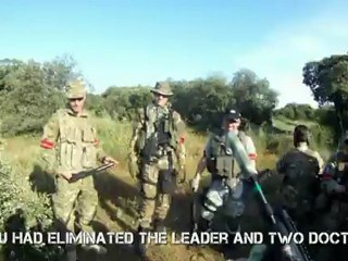 Mad World 5 with BAT RYU Airsoft Team - Second Part