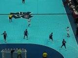Arrêt Omeyer Pénalty - France-Croatie / Handball JO 2012