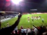 FC Eindhoven - MVV Maastricht 2012 - 2013 Feest na de wedstrijd