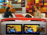 (VÍDEO) Toda Venezuela (10-08-2012) Entrevista al Embajador de Ecuador en Venezuela, Ramón Torres Galarza PARTE 2/2