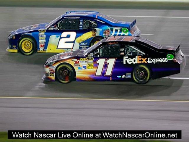 watch nascar NASCAR Sprint Cup Series race live