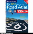 Travel Book Review: USA, Large Scale Road Atlas, 2013 (Rand Mcnally Large Scale Road Atlas USA) by Rand McNally and Company