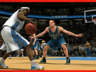 Gameplay New Features Control Stick and Real Time  de NBA 2K13