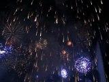 Bouquet final du feu d'artifice des fêtes de Genève