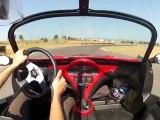 Circuit du Roussillon en Secma F16